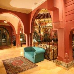 Отель Karam Palace Марокко, Уарзазат - отзывы, цены и фото номеров - забронировать отель Karam Palace онлайн интерьер отеля фото 3
