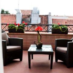Отель National Hotel Литва, Клайпеда - 1 отзыв об отеле, цены и фото номеров - забронировать отель National Hotel онлайн балкон