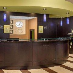 Отель Comfort Suites Lake City Лейк-Сити интерьер отеля фото 3