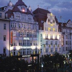 Отель Ambassador Zlata Husa Прага фото 11