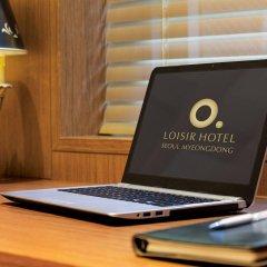 Отель Loisir Hotel Seoul Myeongdong Южная Корея, Сеул - 3 отзыва об отеле, цены и фото номеров - забронировать отель Loisir Hotel Seoul Myeongdong онлайн интерьер отеля