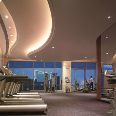 Shangri-La Hotel Guangzhou фитнесс-зал