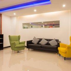Отель Krabi Inn & Omm Hotel Таиланд, Краби - отзывы, цены и фото номеров - забронировать отель Krabi Inn & Omm Hotel онлайн интерьер отеля фото 2