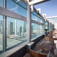 Отель Jumeirah Living - World Trade Centre Residence балкон