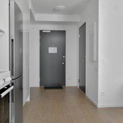 Отель Forenom Aparthotel Stockholm Flemingsberg в номере