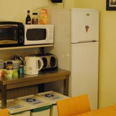Хостел Albergue Studio удобства в номере