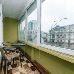 Гостиница Kiev Zoloti Vorota Украина, Киев - отзывы, цены и фото номеров - забронировать гостиницу Kiev Zoloti Vorota онлайн балкон