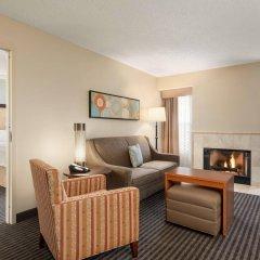 Отель Homewood Suites By Hilton Columbus-Hilliard Хиллиард комната для гостей фото 4