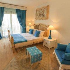 Elixir Boutique Hotel Турция, Калкан - отзывы, цены и фото номеров - забронировать отель Elixir Boutique Hotel онлайн комната для гостей фото 5