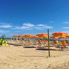 Отель Residence Ristorante Piper Италия, Монтезильвано - отзывы, цены и фото номеров - забронировать отель Residence Ristorante Piper онлайн пляж фото 2