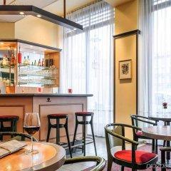 MEININGER Hotel Leipzig Hauptbahnhof гостиничный бар