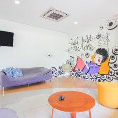 All Day Hostel Бангкок детские мероприятия