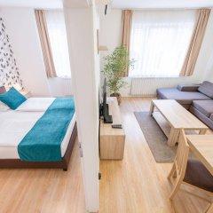 Отель Prince Apartments Венгрия, Будапешт - 4 отзыва об отеле, цены и фото номеров - забронировать отель Prince Apartments онлайн комната для гостей фото 3