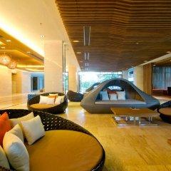 Отель Welcome World Beach Resort & Spa Таиланд, Паттайя - отзывы, цены и фото номеров - забронировать отель Welcome World Beach Resort & Spa онлайн интерьер отеля фото 2