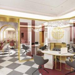 Отель Nh Collection Roma Fori Imperiali Рим интерьер отеля фото 3