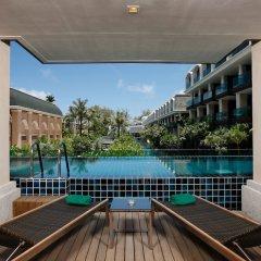 Отель Graceland Resort And Spa Пхукет приотельная территория