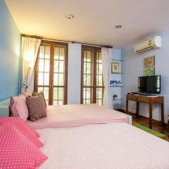 Отель Chan Guest Villa Бангкок комната для гостей фото 5