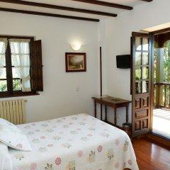 Hotel Siglo XVIII сейф в номере