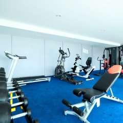 D@Sea Hotel фитнесс-зал фото 3