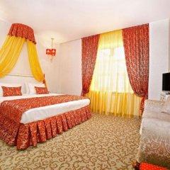Гостиница Villa Marina 3* Стандартный номер с двуспальной кроватью фото 18