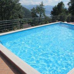 Отель Residenza Ai Ronchi Lago Maggiore Макканьо фото 5