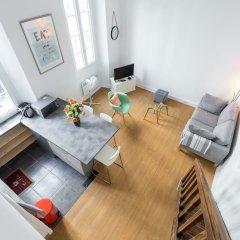 Отель Nicelidays - Le Suède Франция, Ницца - отзывы, цены и фото номеров - забронировать отель Nicelidays - Le Suède онлайн комната для гостей фото 3