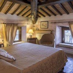 Отель Porta Del Tempo Стронконе сейф в номере