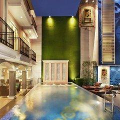 Salil Hotel Sukhumvit - Soi Thonglor 1 бассейн фото 2
