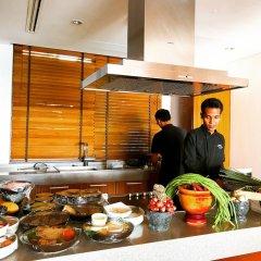 Отель Movenpick Resort Bangtao Beach Phuket питание