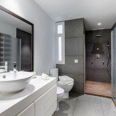 Апартаменты Nuñez de Balboa Apartment Мадрид ванная