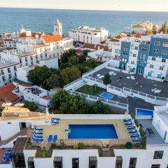 Отель Colina do Mar Португалия, Албуфейра - отзывы, цены и фото номеров - забронировать отель Colina do Mar онлайн пляж