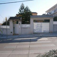 Отель Casa Segur de Calafell парковка