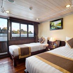Отель Halong Glory Cruise комната для гостей фото 4