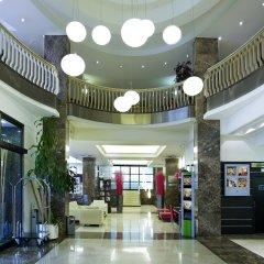 Отель Abando интерьер отеля