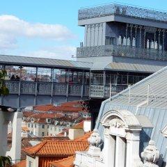 Отель LV Premier Chiado CH Португалия, Лиссабон - отзывы, цены и фото номеров - забронировать отель LV Premier Chiado CH онлайн балкон