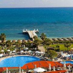 Отель Voyage Sorgun пляж фото 2
