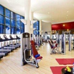 Sheraton Abu Dhabi Hotel & Resort фитнесс-зал фото 3