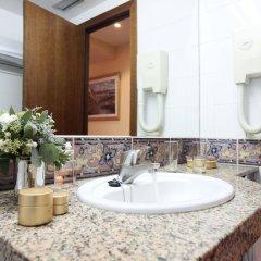 Отель Prestige Coral Platja Испания, Курорт Росес - отзывы, цены и фото номеров - забронировать отель Prestige Coral Platja онлайн ванная