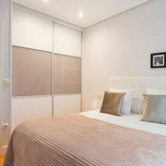 Отель Sausalito - Iberorent Apartments Испания, Сан-Себастьян - отзывы, цены и фото номеров - забронировать отель Sausalito - Iberorent Apartments онлайн комната для гостей фото 4