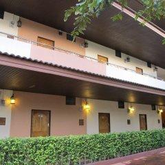 Отель Baan Tong Tong Pattaya парковка
