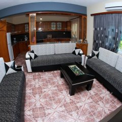 Отель Vila Krisangjelo Албания, Ксамил - отзывы, цены и фото номеров - забронировать отель Vila Krisangjelo онлайн комната для гостей фото 4