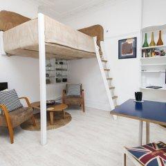 Отель Leicester Square Atmosphere Лондон комната для гостей
