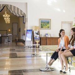 Hotel Nikko Huis Ten Bosch интерьер отеля