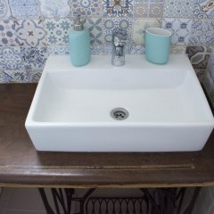 Апартаменты Curry Apartments ванная