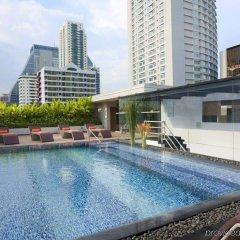 Отель Citadines Sukhumvit 23 Bangkok Таиланд, Бангкок - 1 отзыв об отеле, цены и фото номеров - забронировать отель Citadines Sukhumvit 23 Bangkok онлайн бассейн