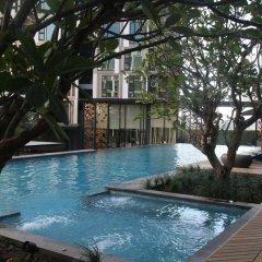 Отель Arthouse Uptown Phuket Таиланд, Пхукет - отзывы, цены и фото номеров - забронировать отель Arthouse Uptown Phuket онлайн бассейн
