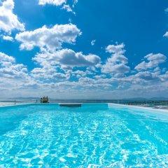 Glyfada Hotel бассейн фото 2
