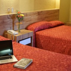 Отель Universo Мексика, Гвадалахара - отзывы, цены и фото номеров - забронировать отель Universo онлайн удобства в номере фото 2
