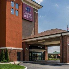 Отель Comfort Suites East Broad at 270 США, Колумбус - отзывы, цены и фото номеров - забронировать отель Comfort Suites East Broad at 270 онлайн вид на фасад