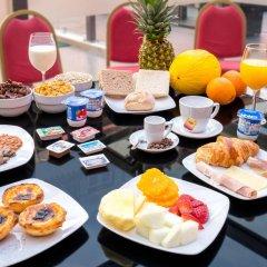 Rossio Garden Hotel питание